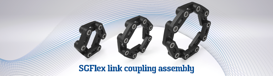 SGFlex link coupling assembly