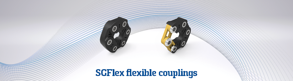 SGFlex flexible coupling
